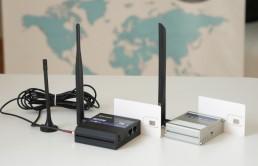 LTE Router und Gateway
